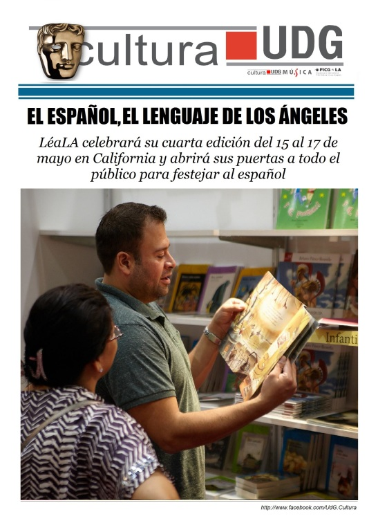 Feria del Libro de Los Angeles California