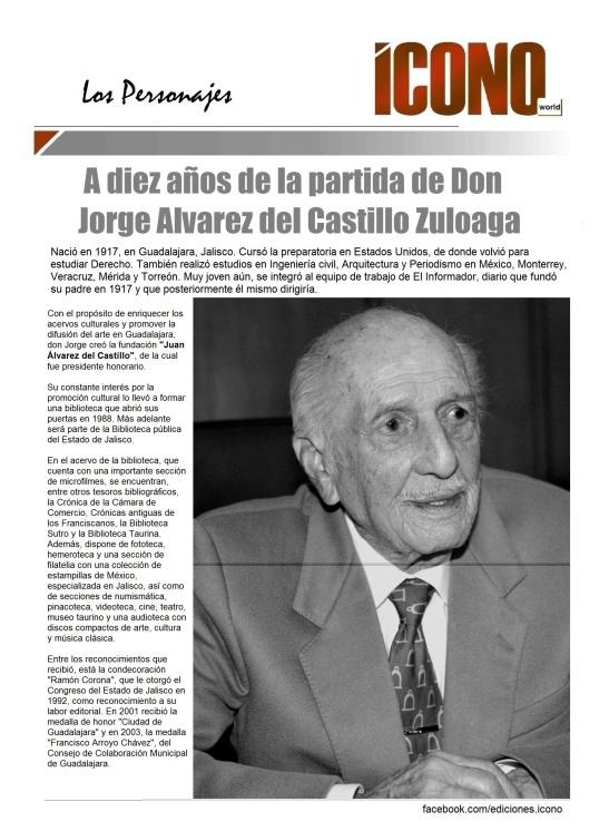 Jorge Alvarez del Castillo