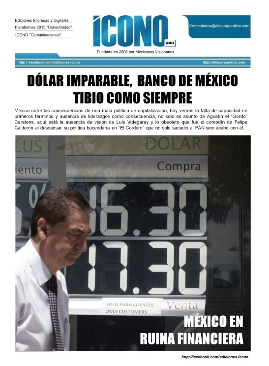 Dólar imparable