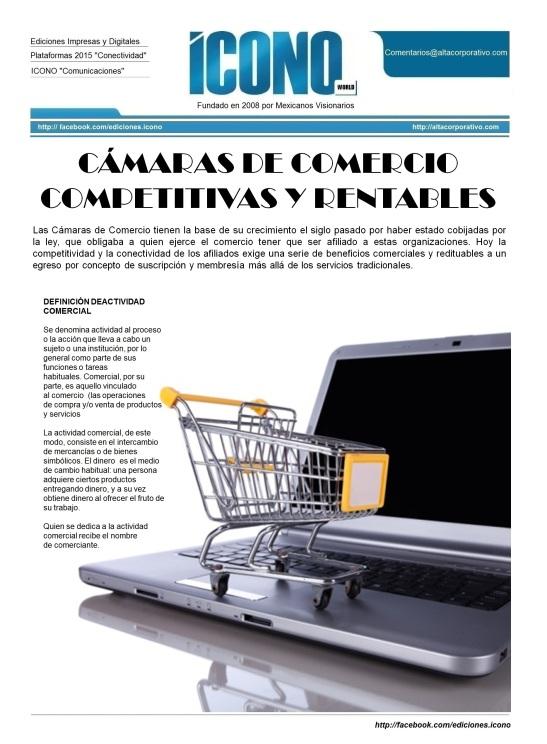 CÁMARAS DE COMERCIO