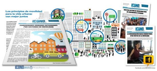 Mobilidad Urbana 2015